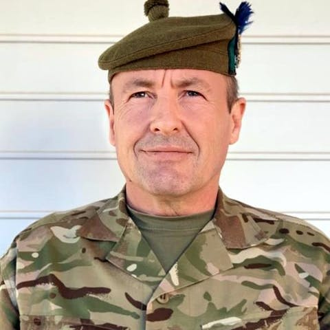 Deputy Comdt Cadets