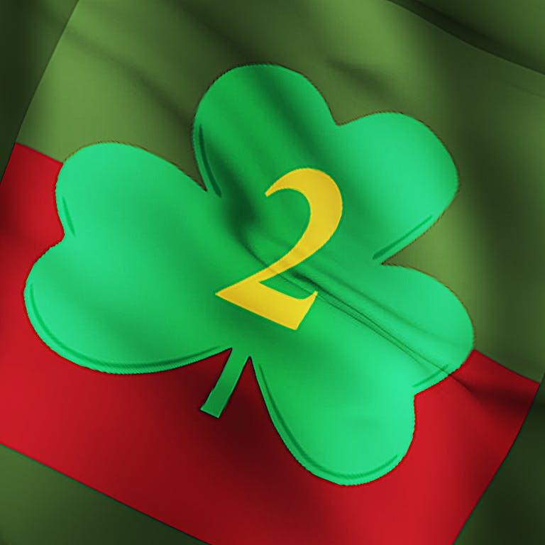 2nd NI Flag