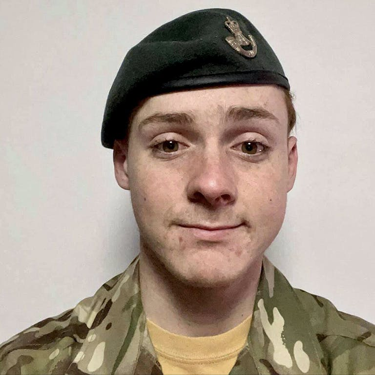 Durham ACF - Cadet Latcham
