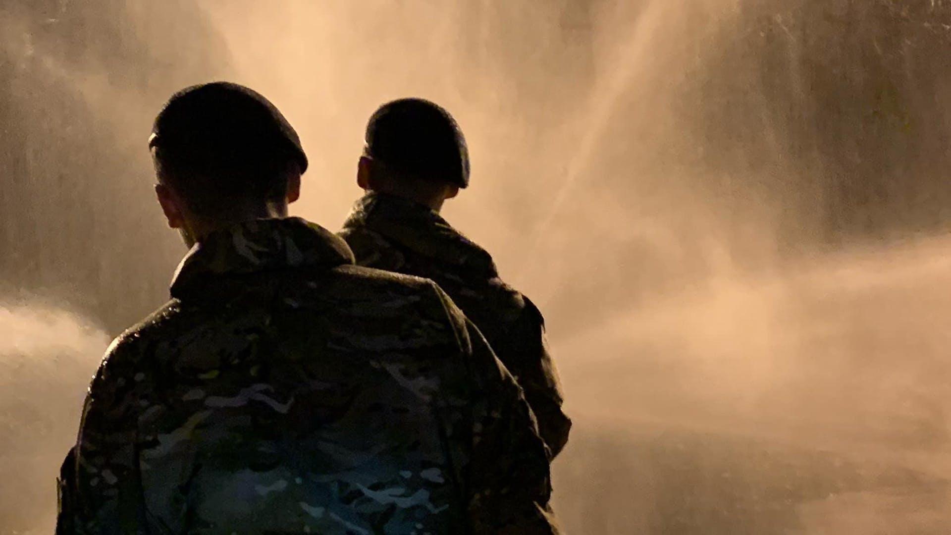 ARMY CADET VOLUNTEER IN CHARITY CALENDAR SUCCESS