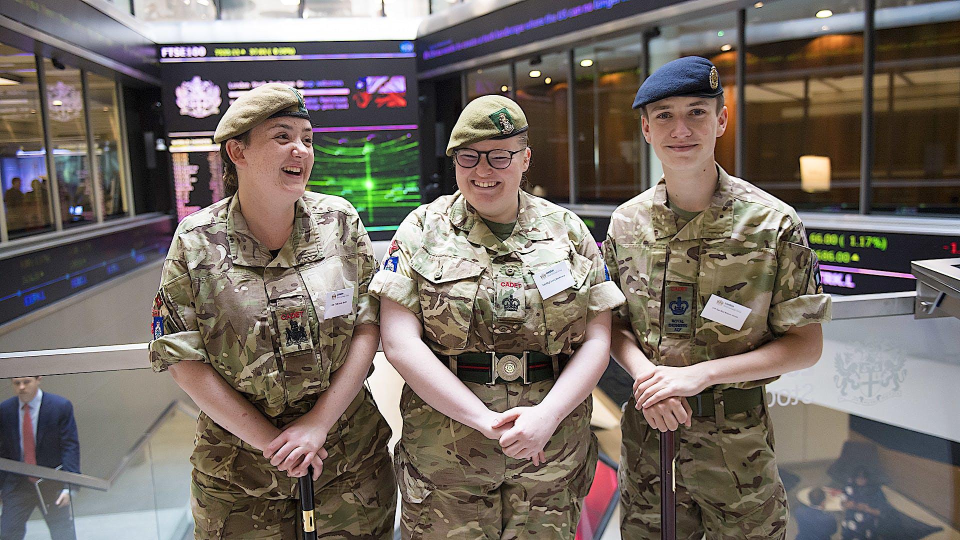 Cadets X Forces LSE 008