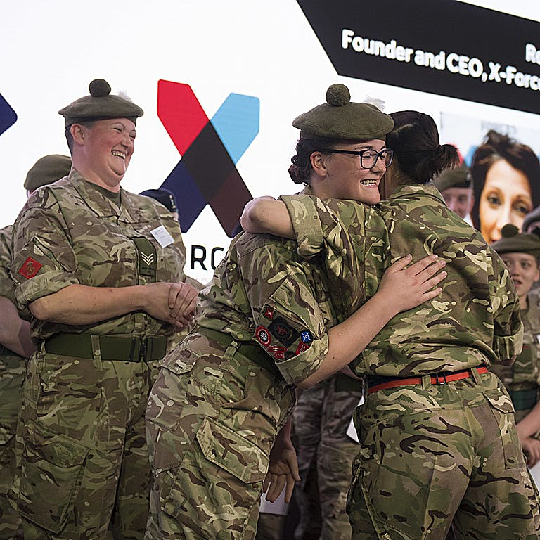 Cadets X Forces LSE 036