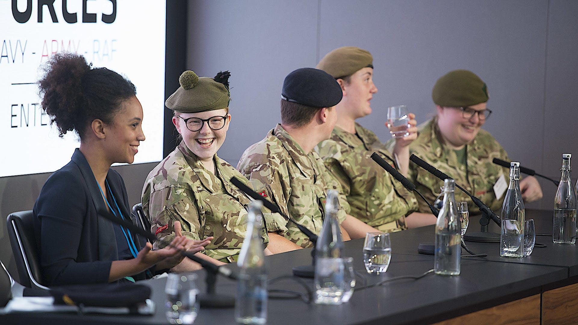 Cadets X Forces LSE 045