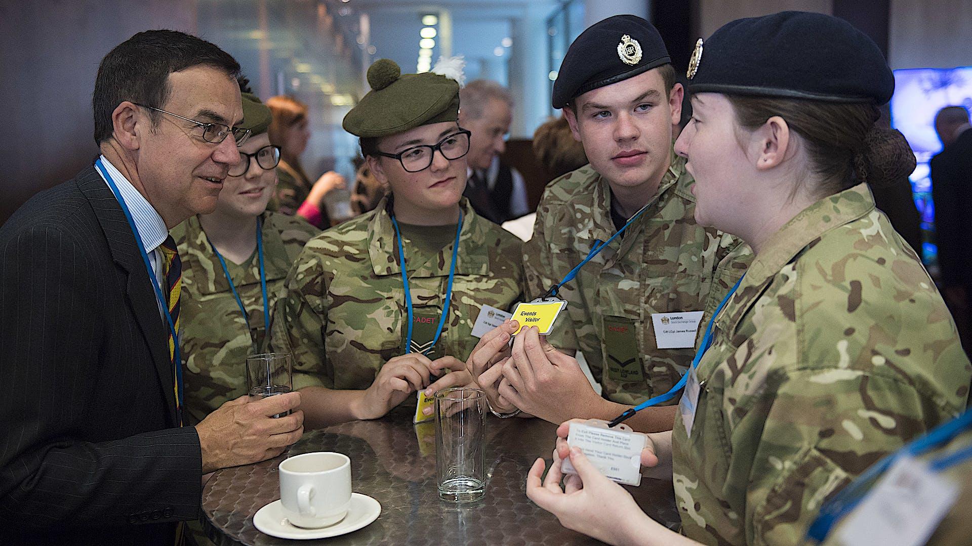 Cadets X Forces LSE 053