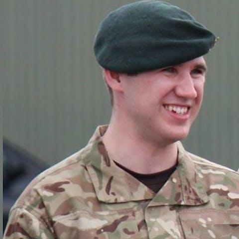 Capt Griffiths