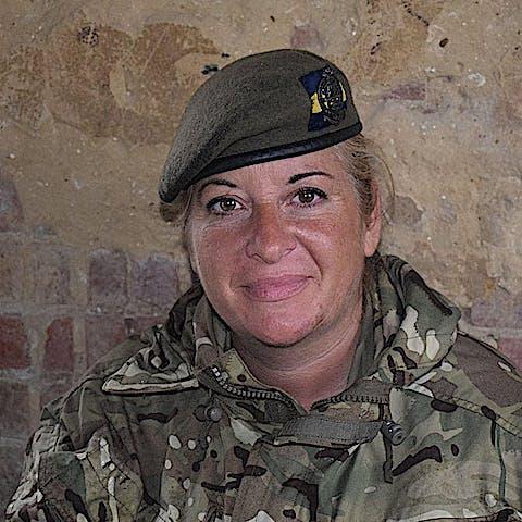 Captain Victoria Robinson