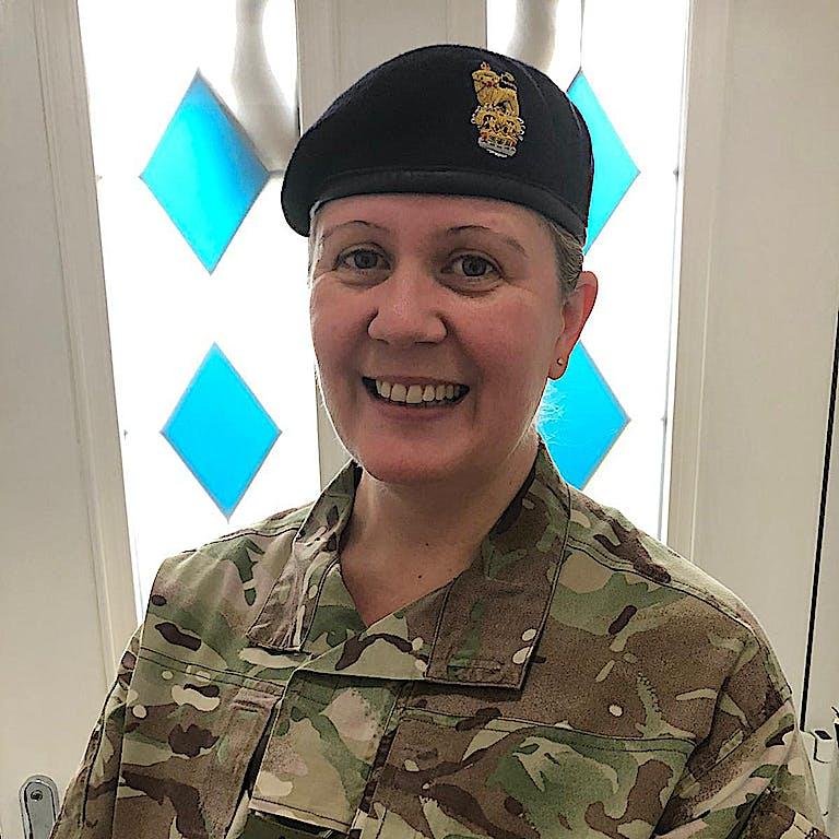 Colonel Catherine Harrison