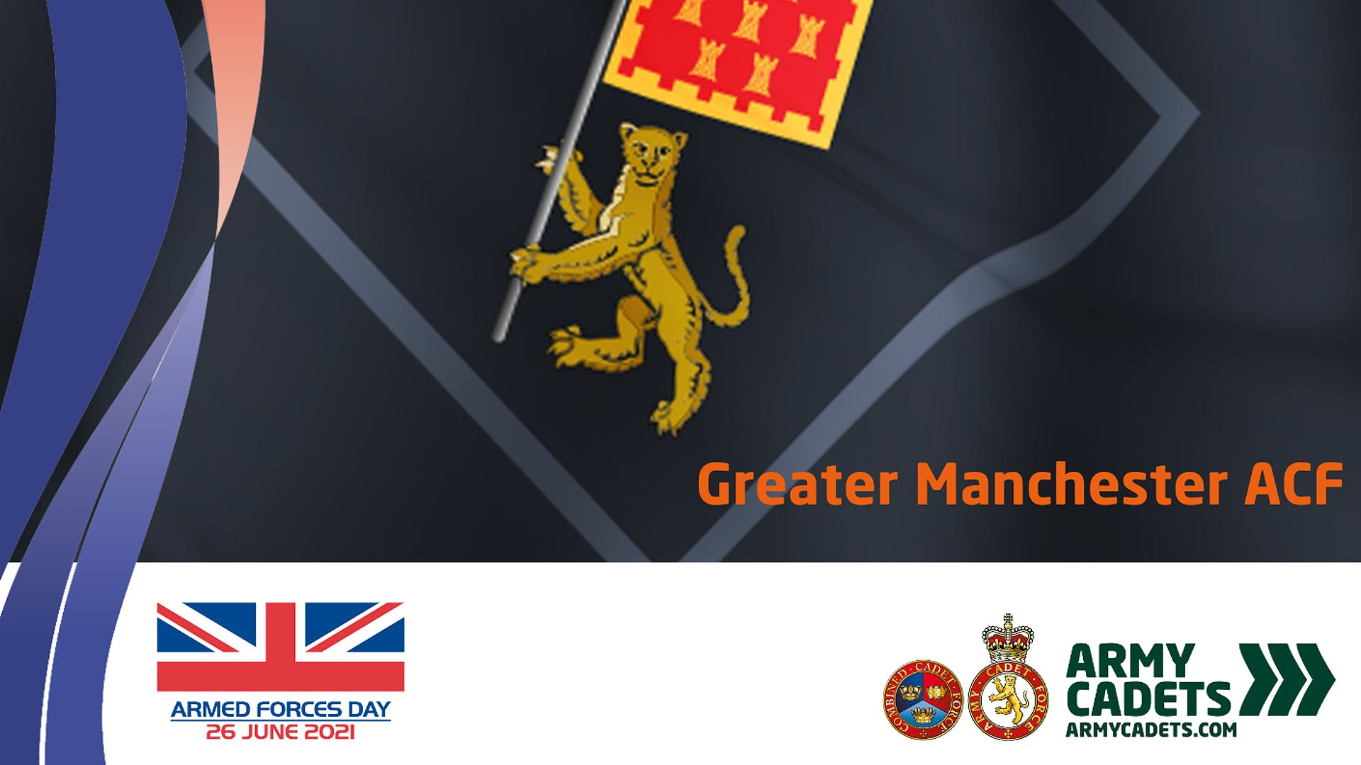 Copy of Army Cadets Armed Forces Day 21 Facebook Post English