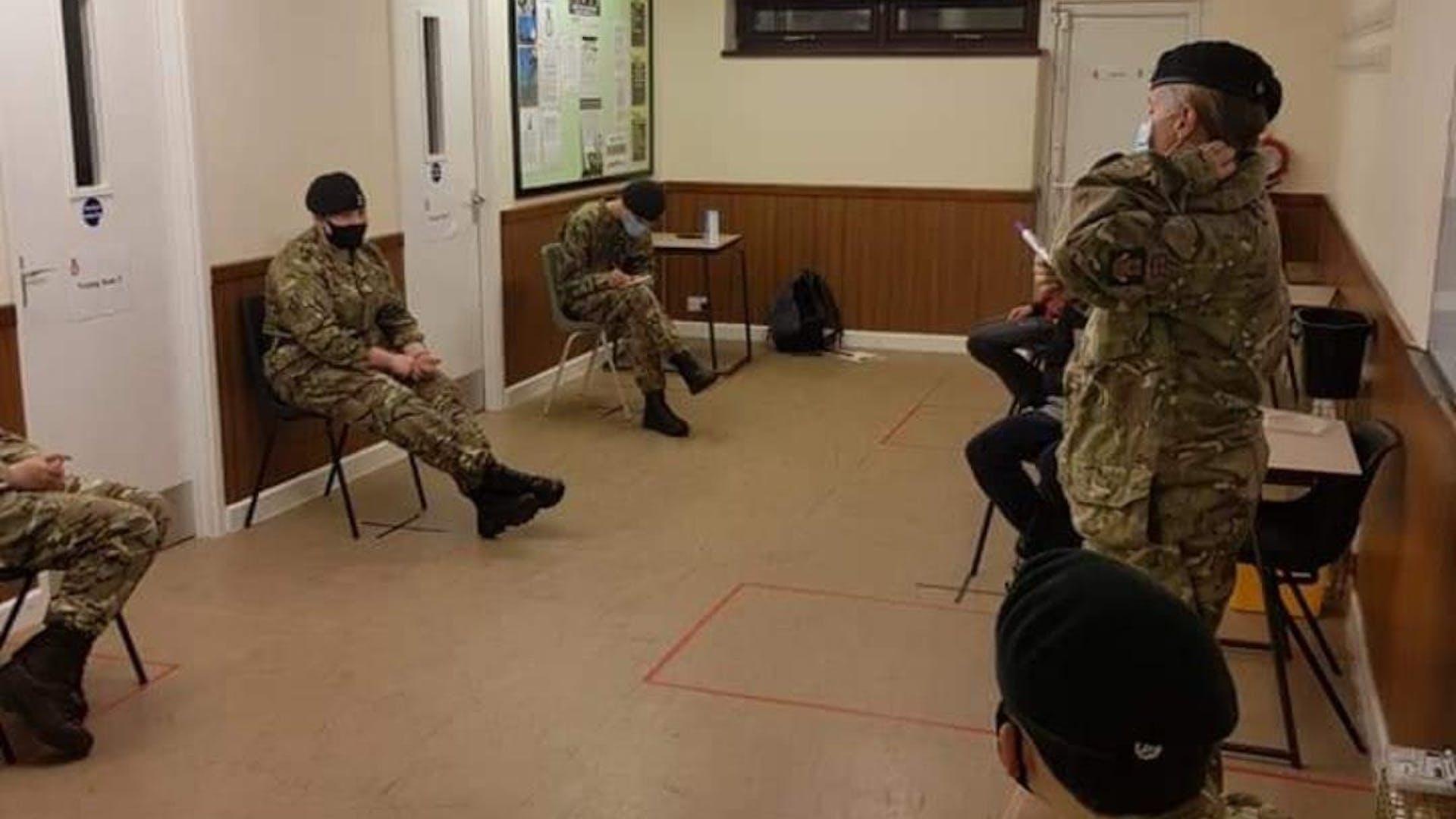 Covid Training