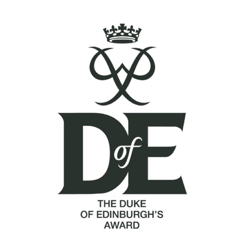 Dof E Award logo White Background Square