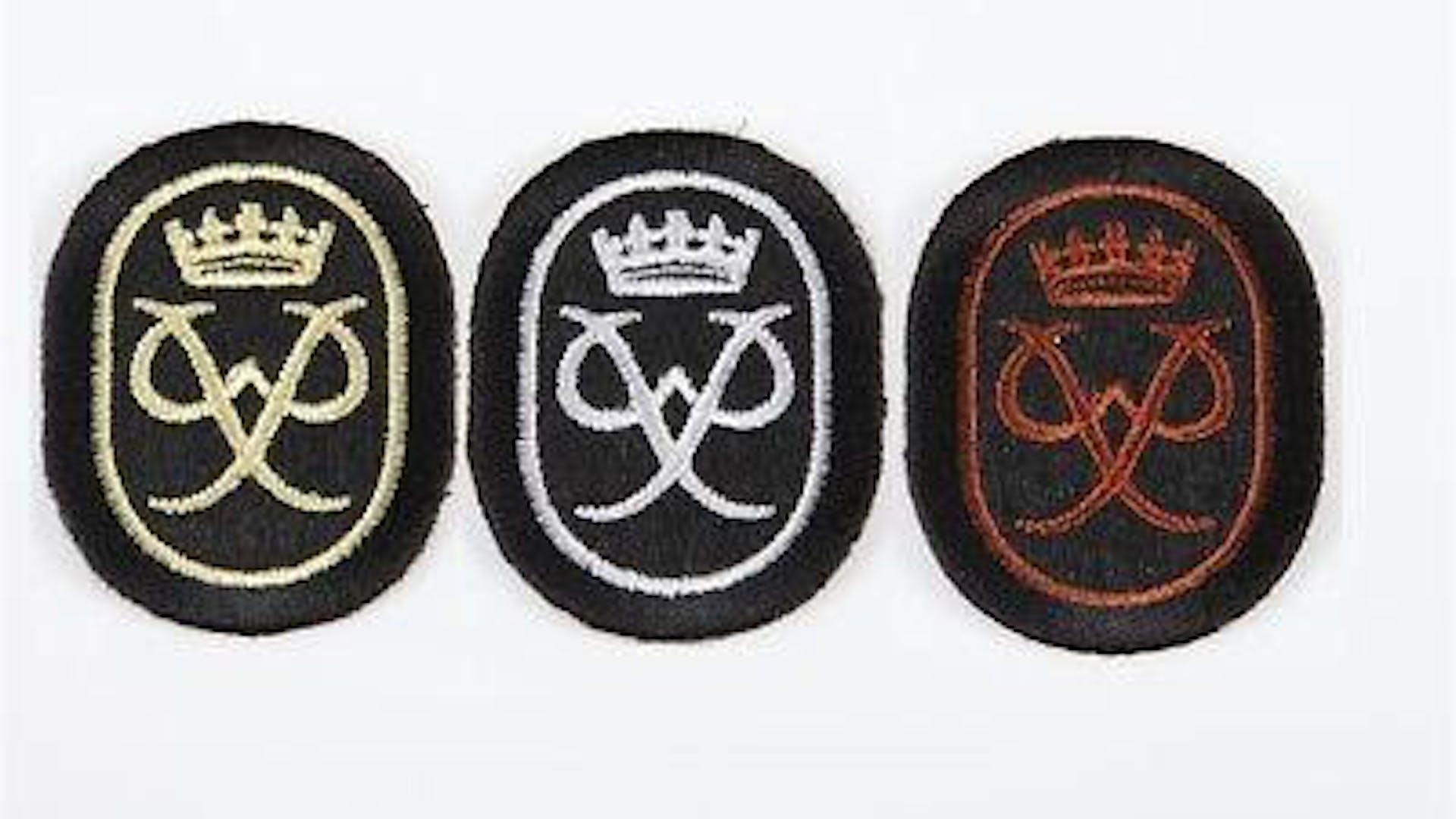 Dof E Badges