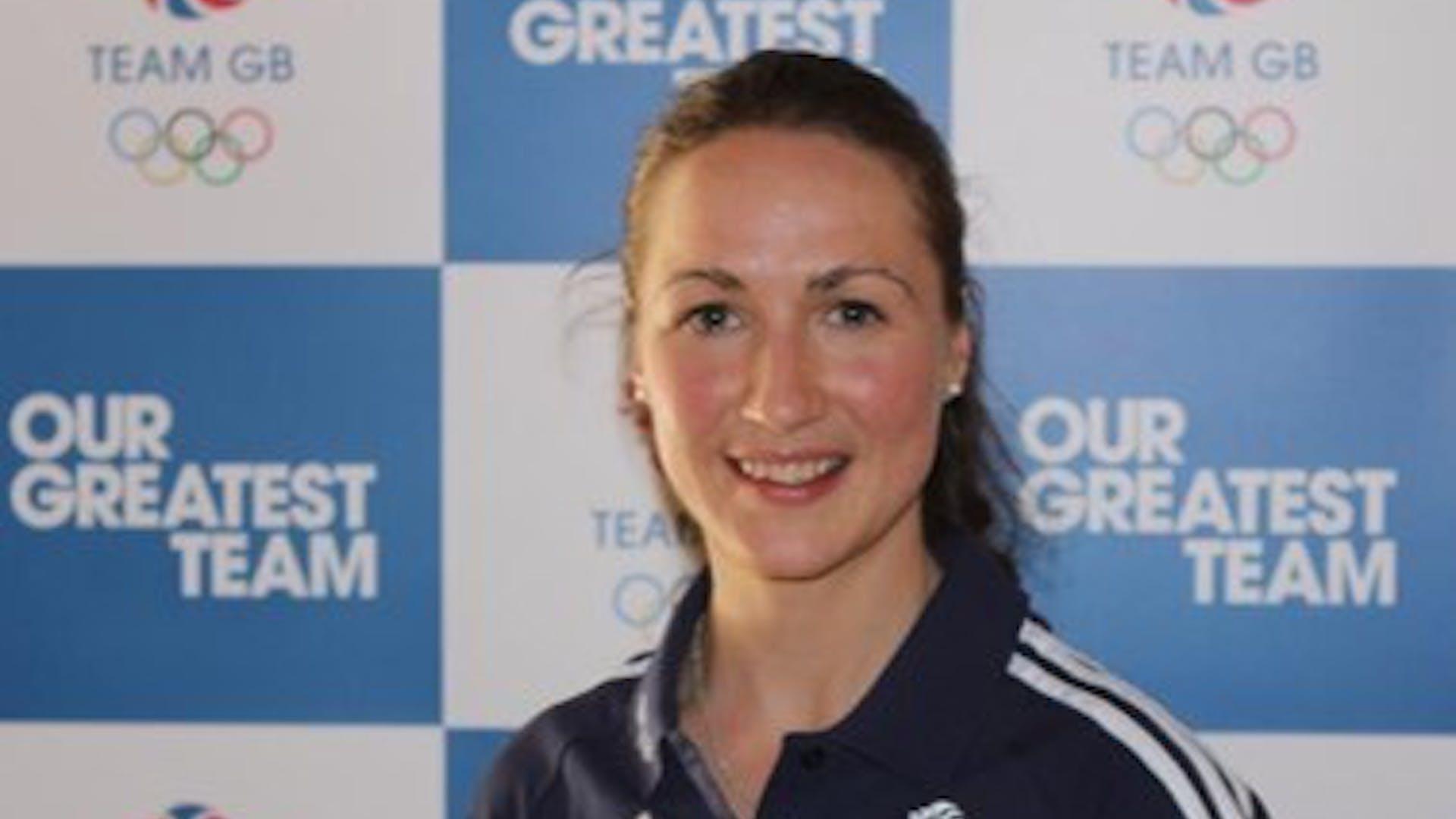 Georgina Geike British Shooter