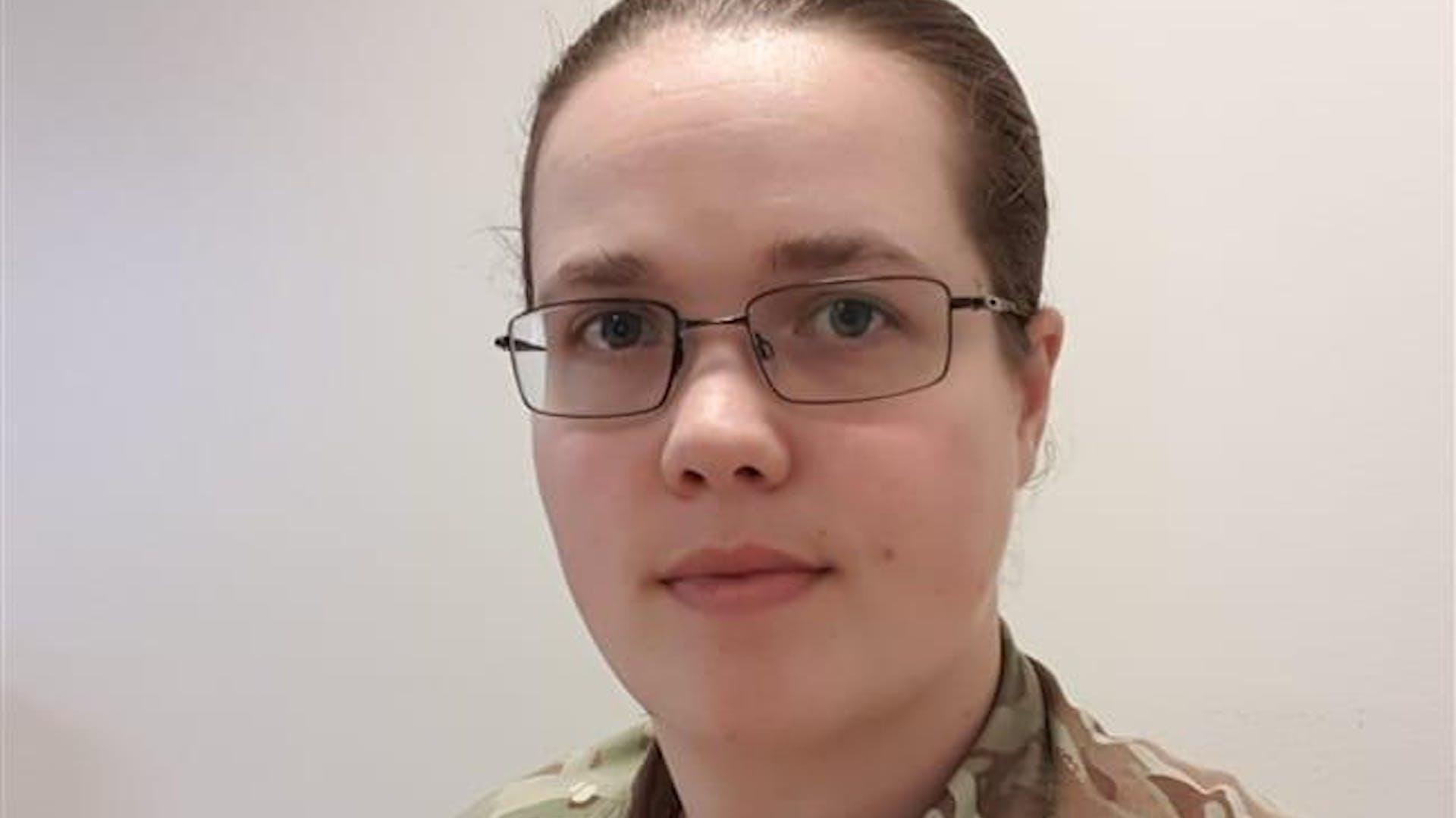 S Sgt Helen Marshall 1