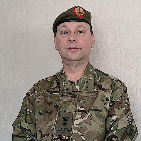 Lt Col Smillie