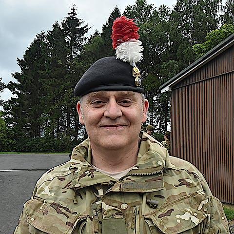 Lt Col Steve Heyl