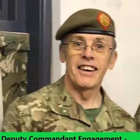Lt Col William Royle