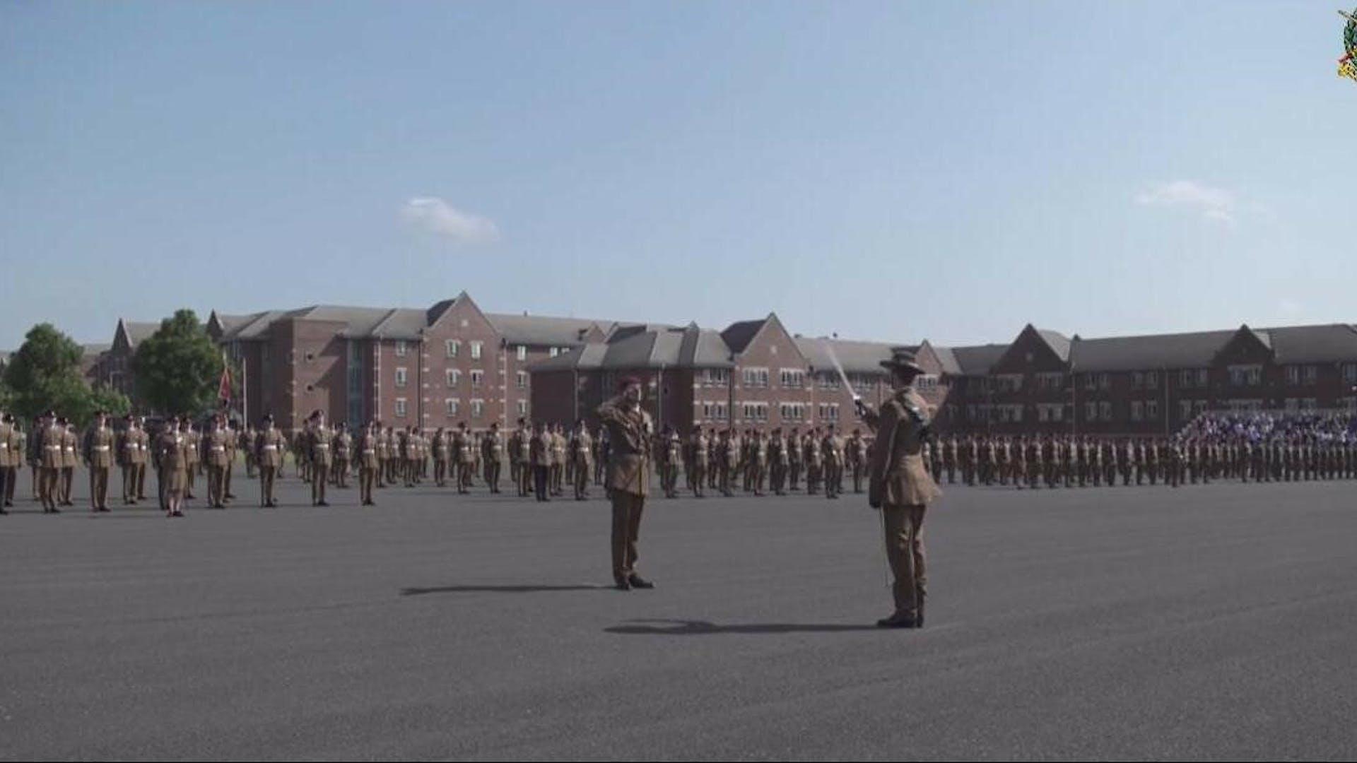 Hindley Detachment 1