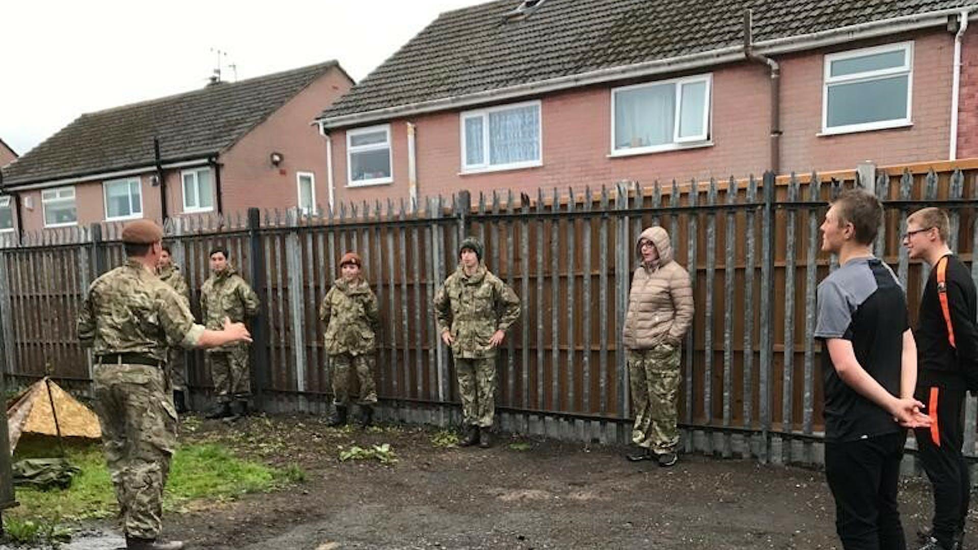 Hindley Detachment 2