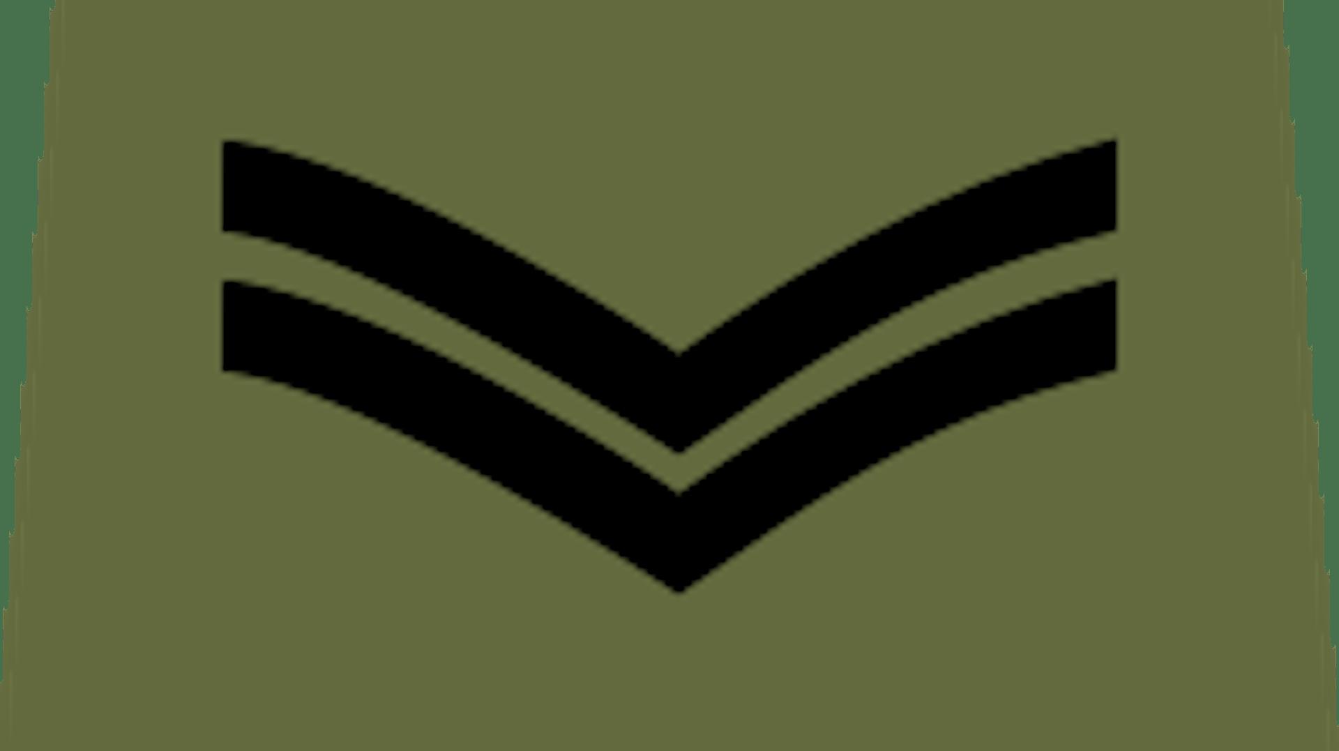 Cadet cpl 2x