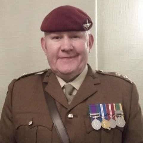Lt Col Morris