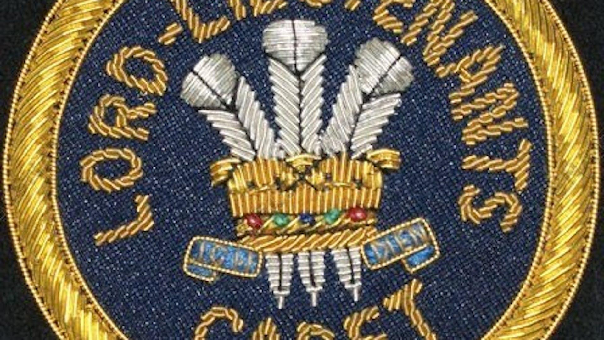 Lord Lt Badge