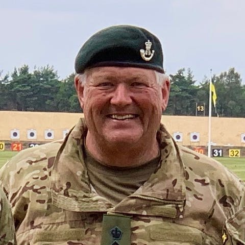 Lt Col Ayres