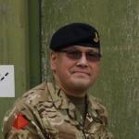 Lt Col Mills