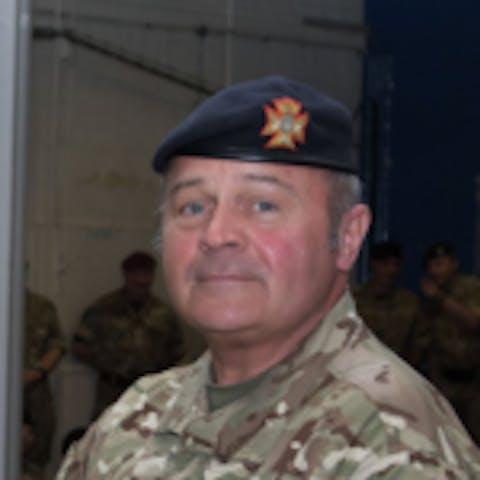 Lt Col Wilson