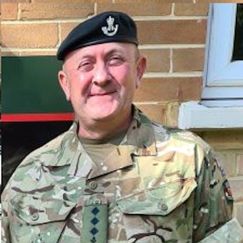Maj Brewster