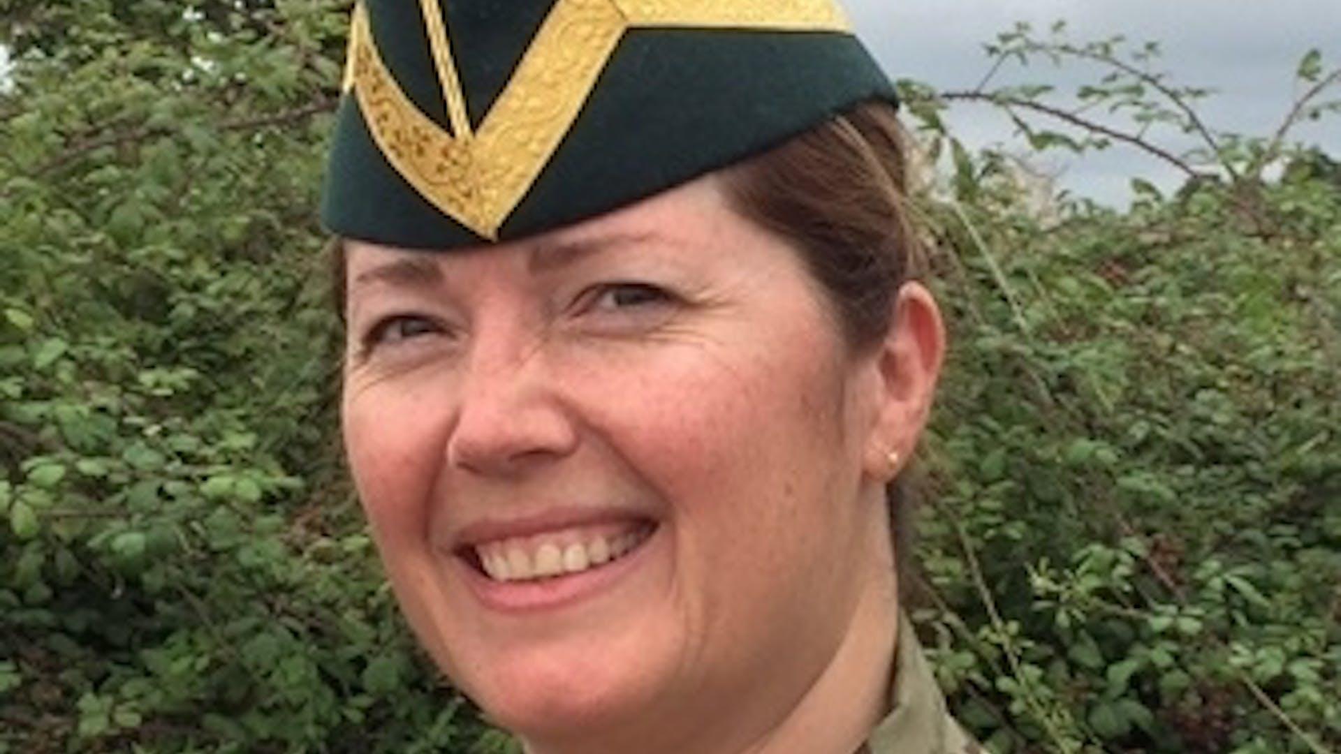 Major Helen Smail ACF volunteer 335 403 c1
