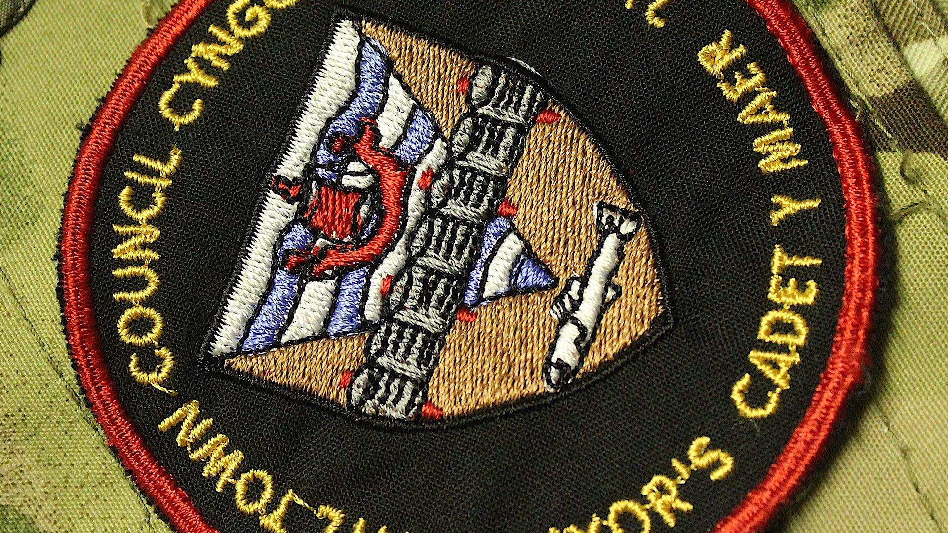 Mayors Cadets badge