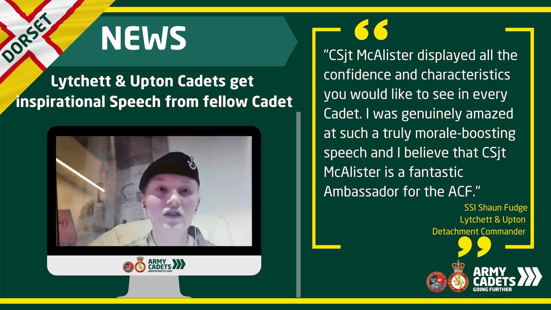 Mc Alister Speech 2