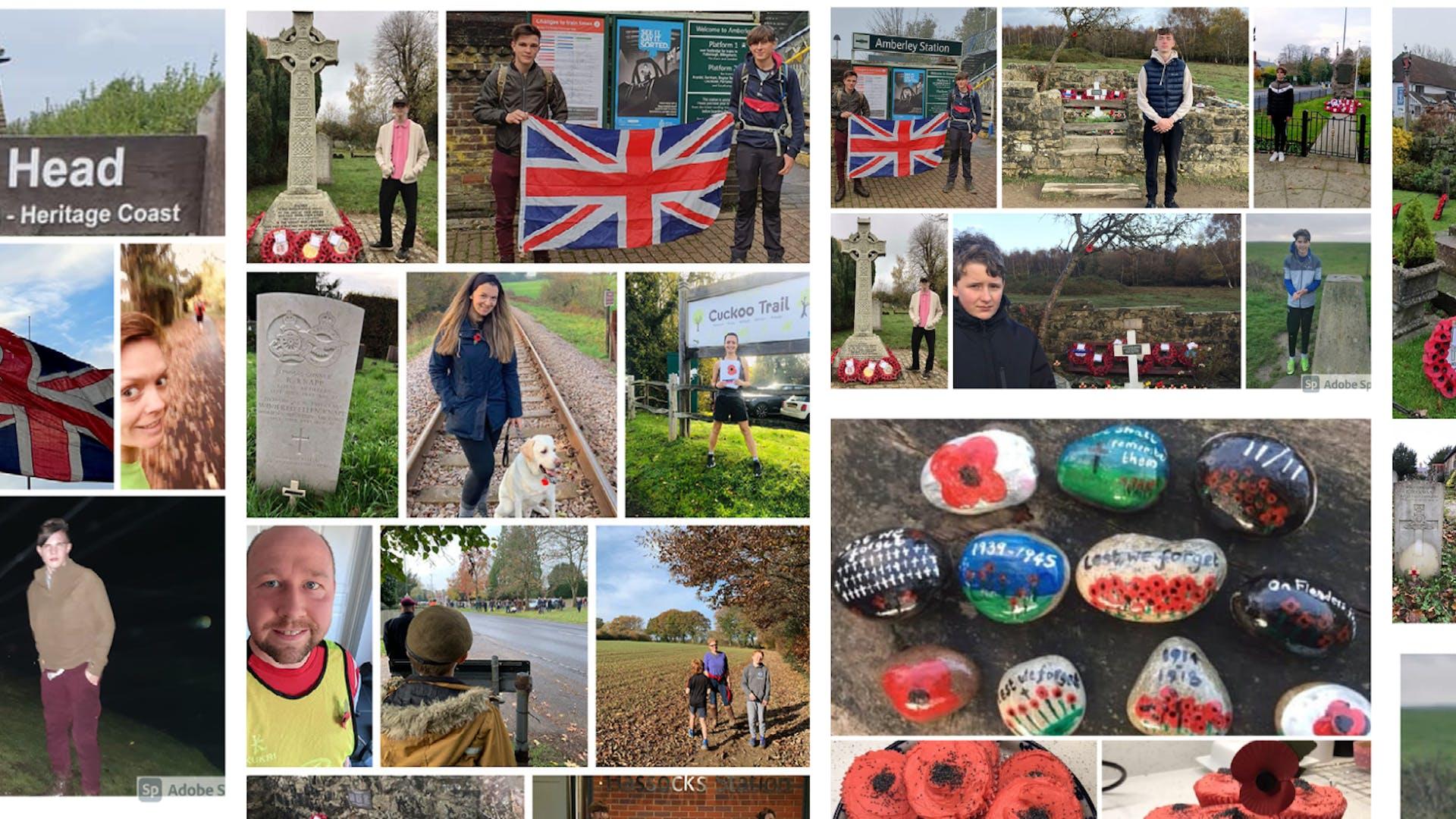 No5 Poppy Appeal 2020