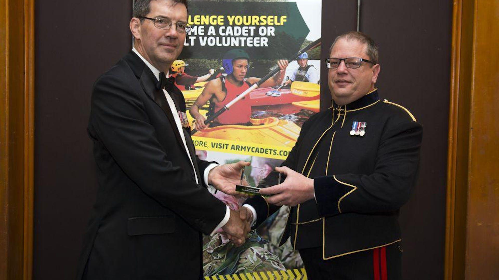 SSI Andrew Eke wins Dof E Award 1000 681 80
