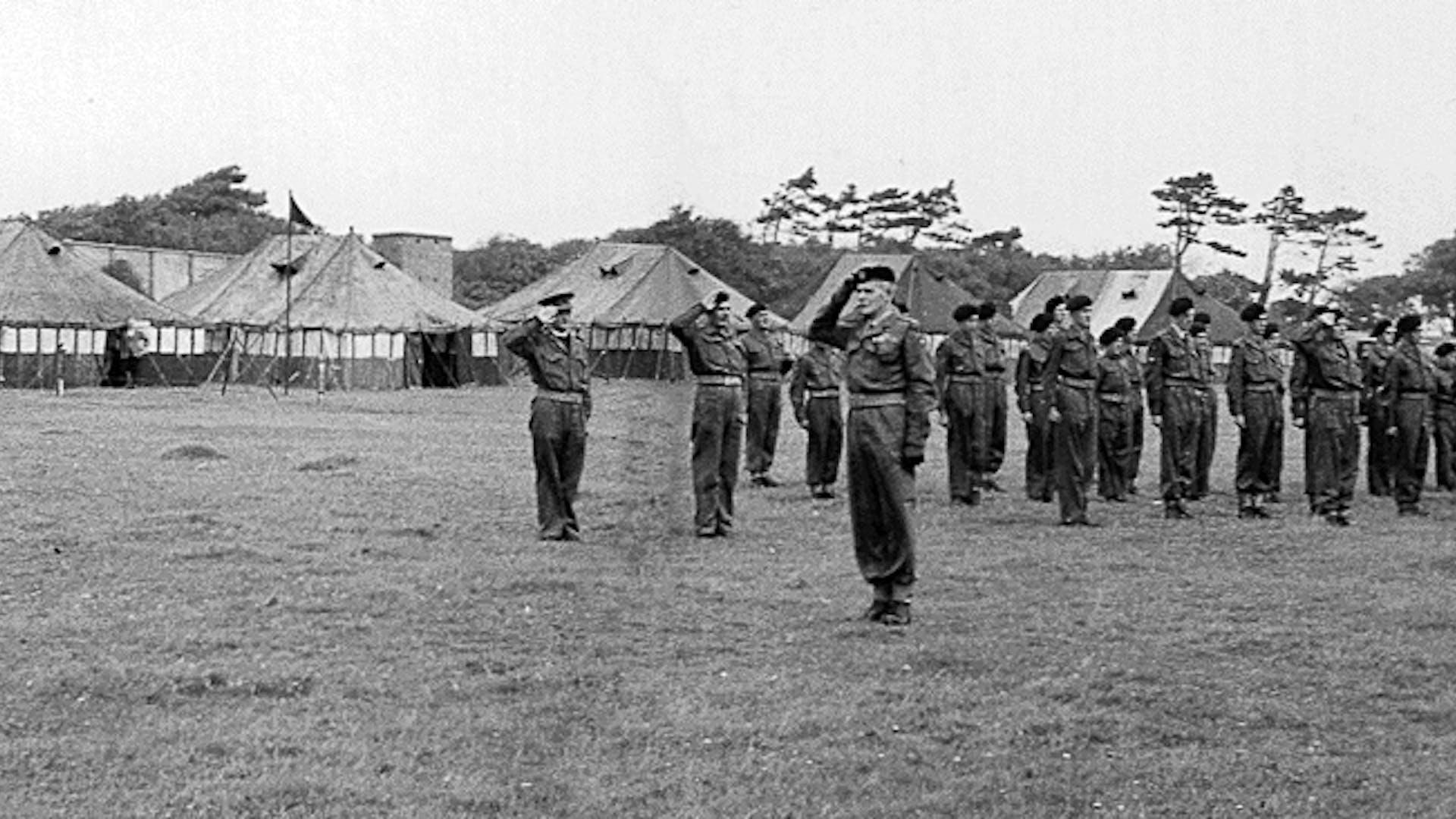 04 19540810 Parade Annual Camp Cliff End Io W