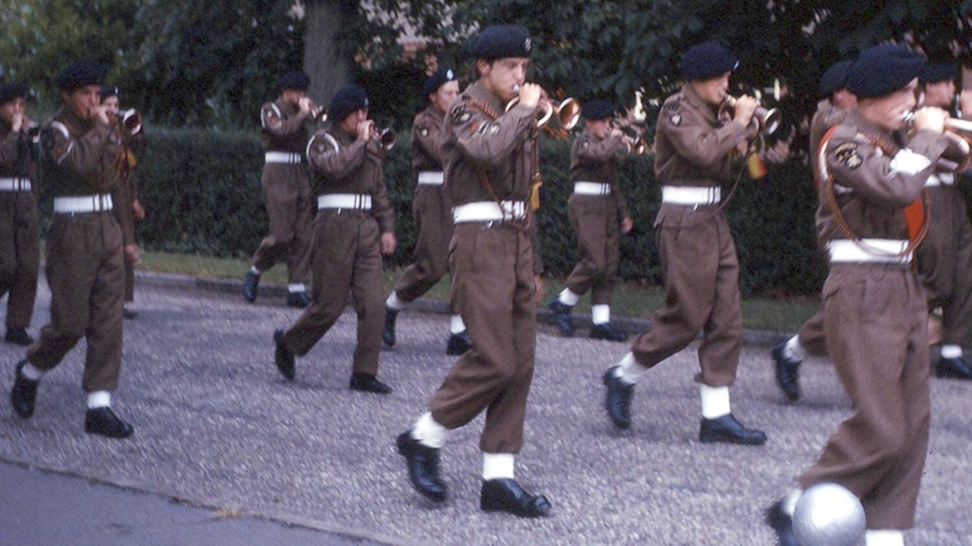 06 19660810 Band Annual Camp Longmoor
