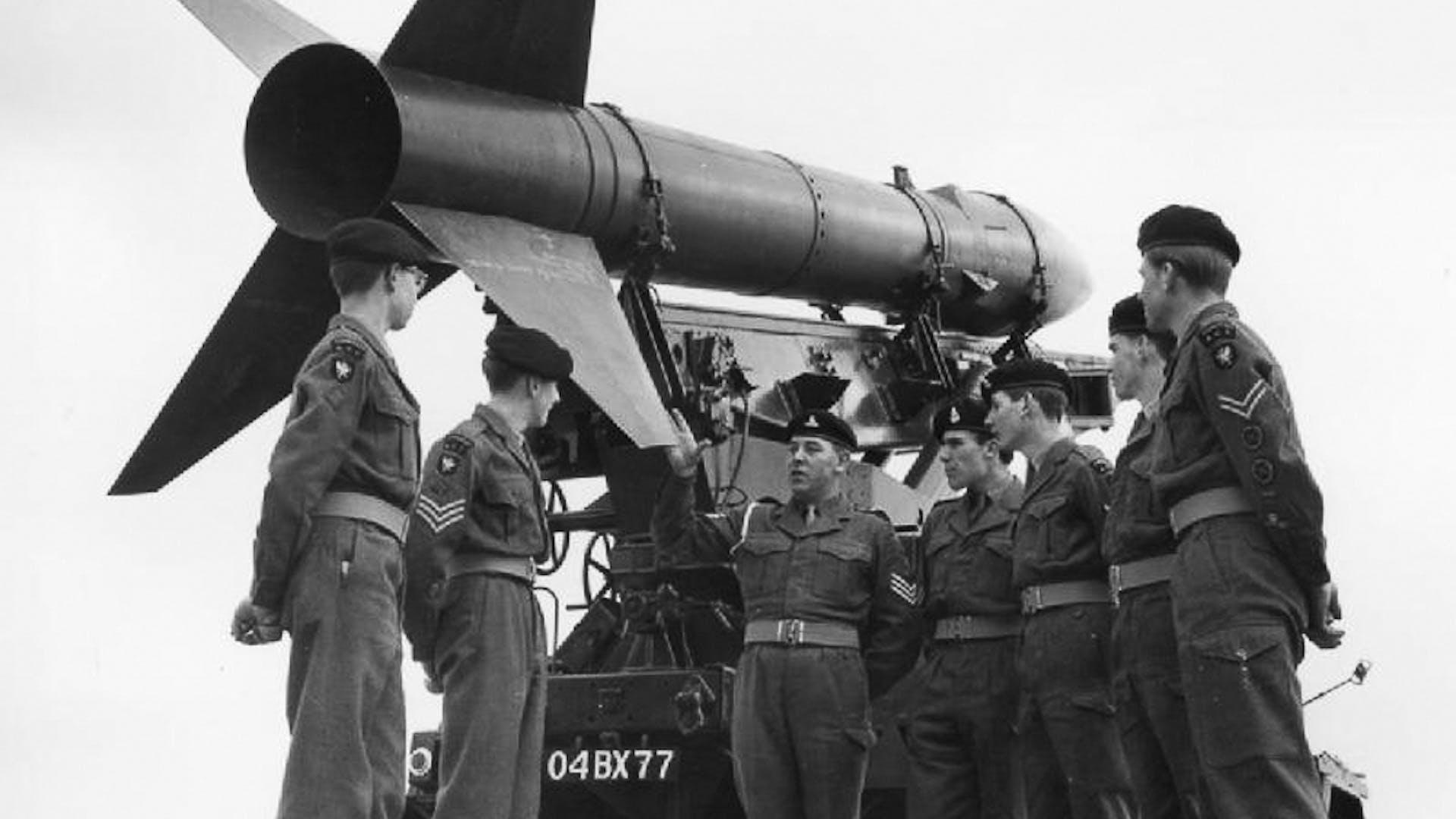 07 19670808 Chard Cadets Honest John Larkhill