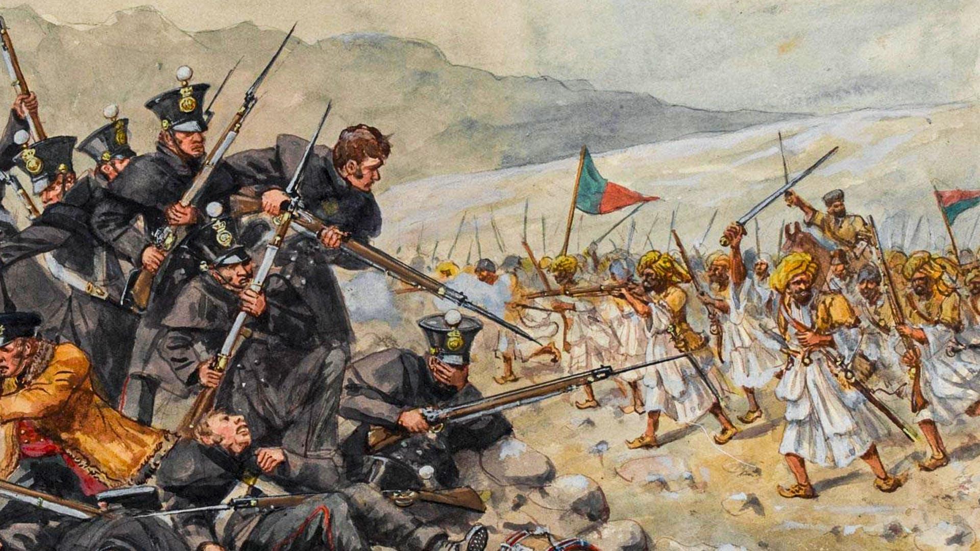 2500 144 TAB JCOY 1842 Jelalabad The Last Stand 02 2x