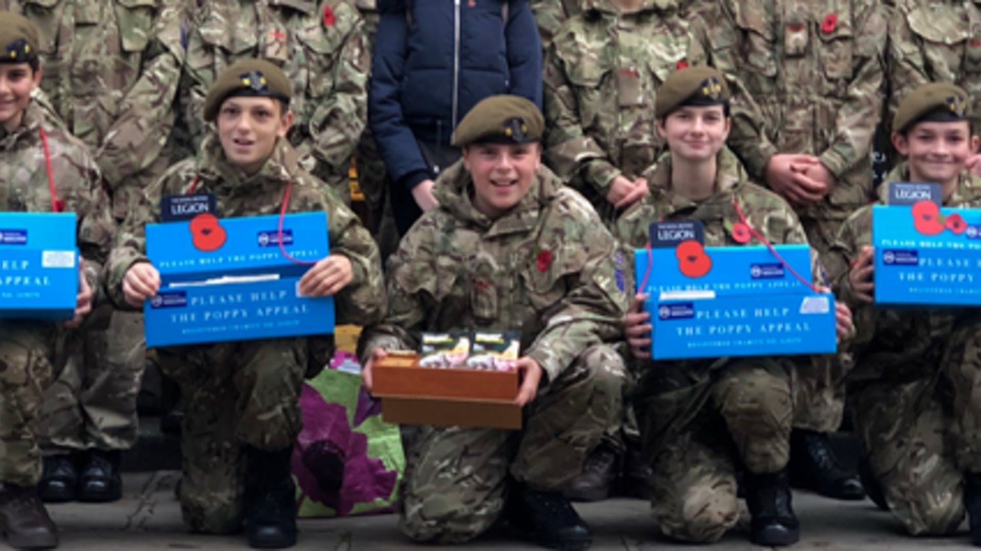 Sussex Poppy Appeal Banner2