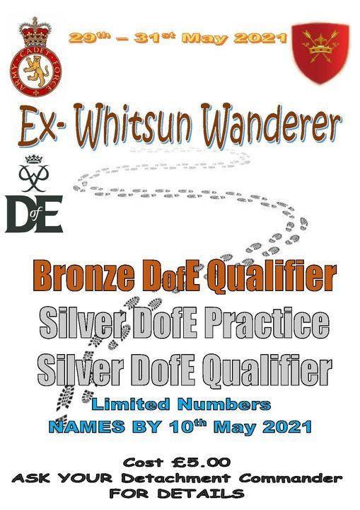 Ex Whitsun Wanderer