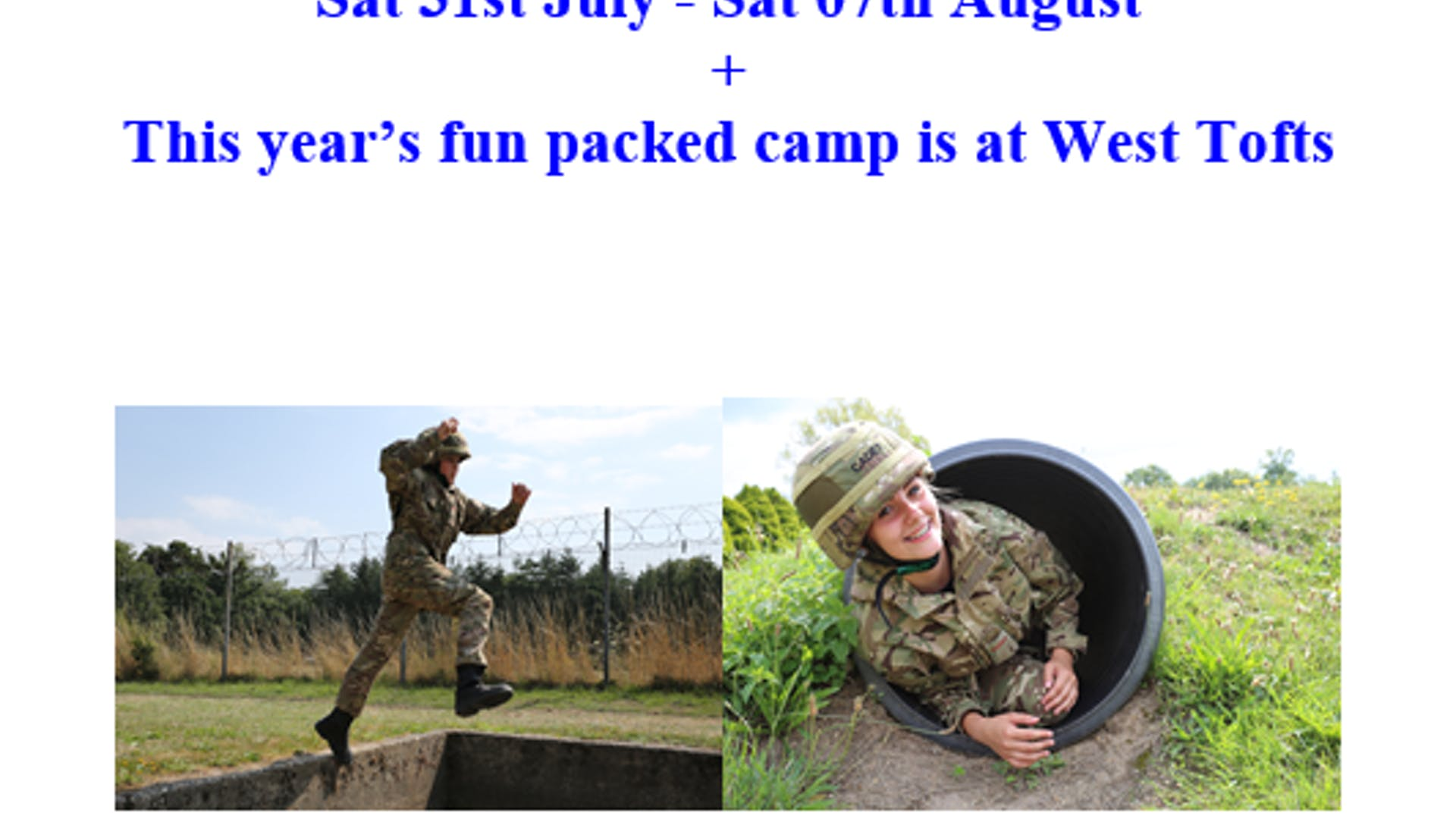 Annual camp2021a